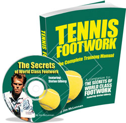 Tennis Footwork