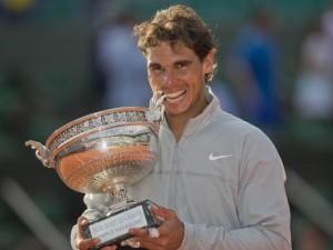 rafa trophy