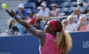 TEN-US OPEN-WILLIAMS-MAKAROVA